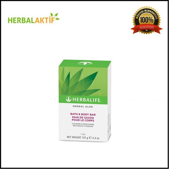 Herbal Aloe Banyo-Vücut Sabun
