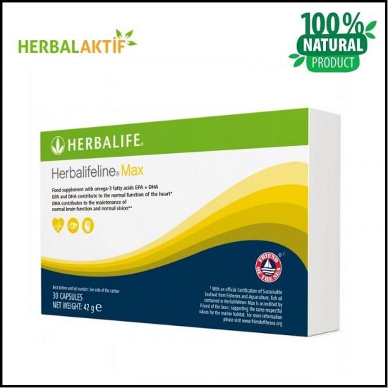 Herbalifeline Max Omega3 Yağ Asitleri