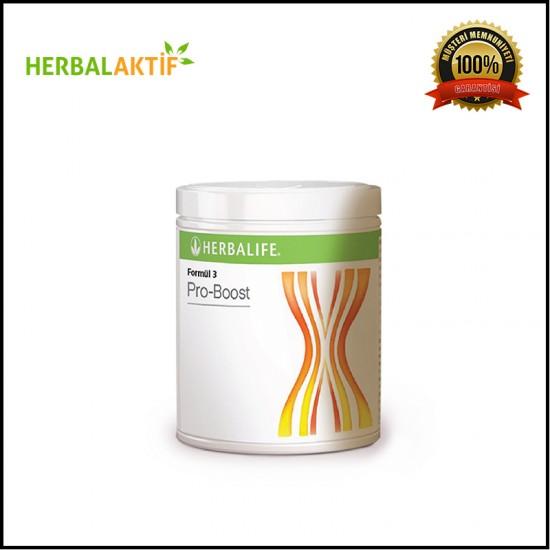 Pro-Boost Yüksek Proteinli Aromalı İçecek Toz