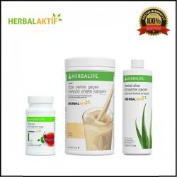 PRO-5 Herbalife Ürünleri Başlangıç Paketi