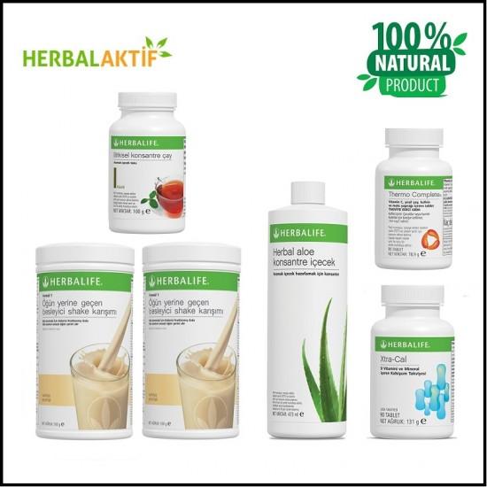 PRO-16 Herbalife Ürünleri Elmas Paket
