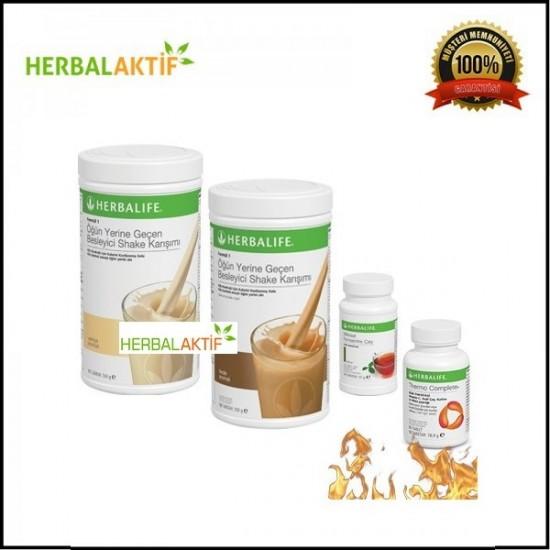 PRO-14 Herbalife Ürünleri Platin Paket