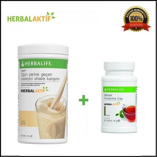 PRO-1 Herbalife Ürünleri Tanışma Paketi