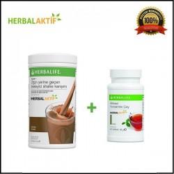 PRO-2 Herbalife Ürünleri Tanışma Paketi