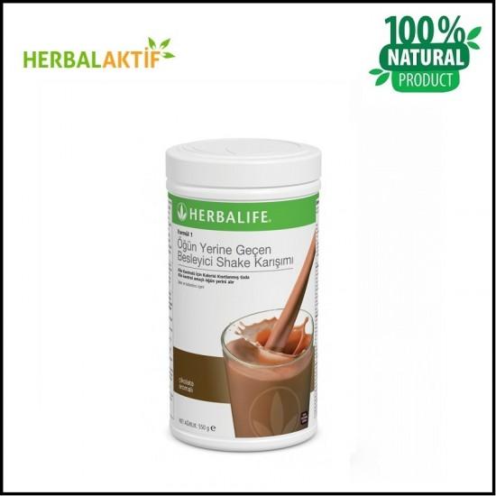 Herbalife Formül 1 Shake Çikolatalı