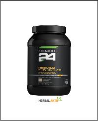 H24 Rebuild Endurance Vanilya Aromalı Sporcu İçeceği