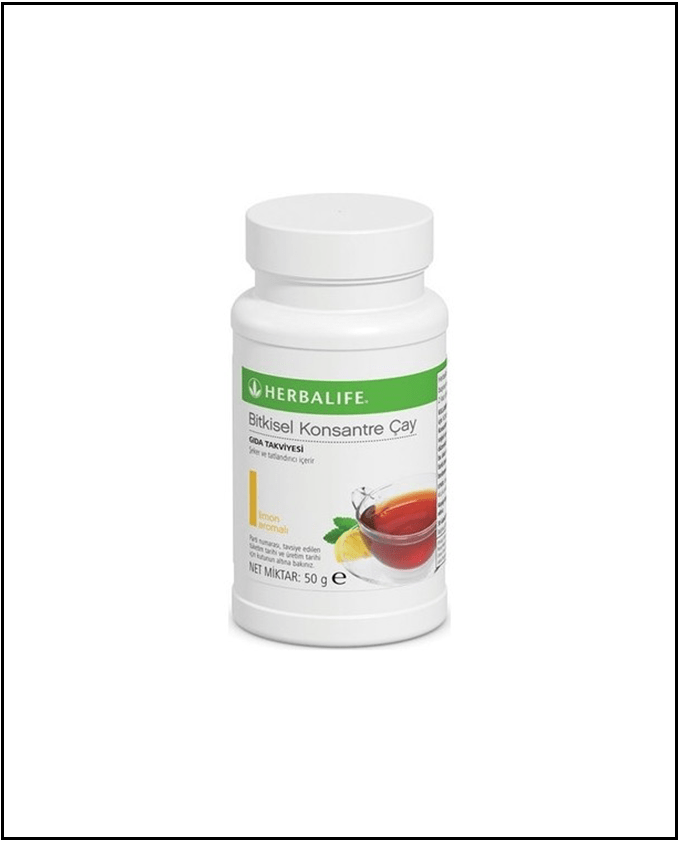 Herbalife Limonlu Çay 50 gr